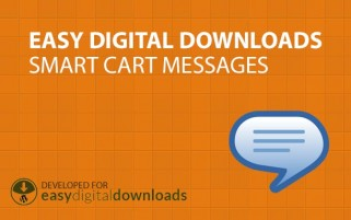 Easy Digital Downloads Smart Cart Messages