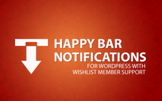 Happy Bar Notifications