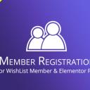 Member Registration for WishList Member & Elementor