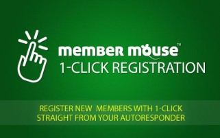 MemberMouse 1-Click Registration