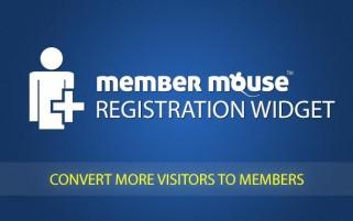 MemberMouse Registration Widget