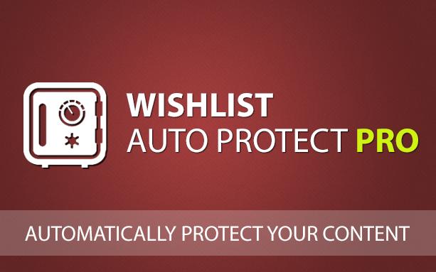 Wishlist Auto Protect