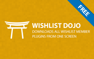 Wishlist Dojo - Downloading All Wishlist Member Plugins from One Screen