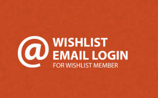 Wishlist Email Login for Wishlist Member