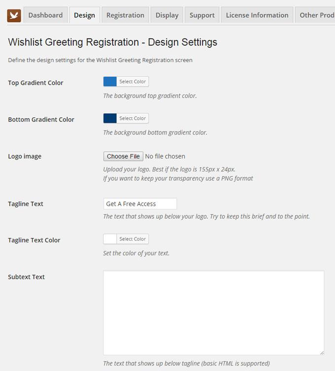 wishlist-greeting-registration-design-tab