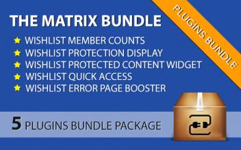 Wishlist Matrix Bundle
