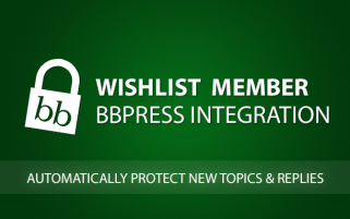 Wishlist Member bbPress Integration