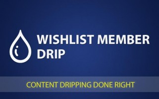 Wishlist Member Drip