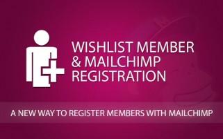 Wishlist Member MailChimp Registration