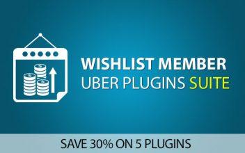 Wishlist Member Uber Plugins Suite