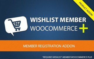 Wishlist Member WooCommerce Plus – Member Registration (AddOn)