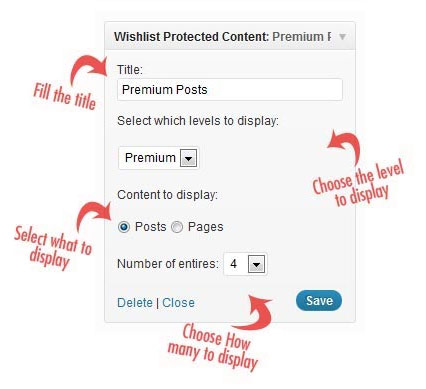 wishlist-protected-content-widget
