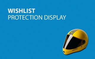 Wishlist Protection Display