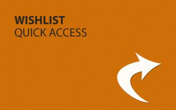 Wishlist Quick Access