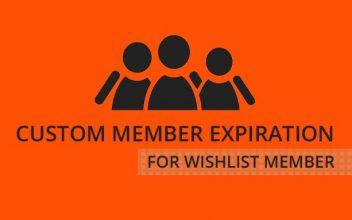 Custom Member Expiration for Wishlist Member