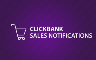 Clickbank Sales Notifications