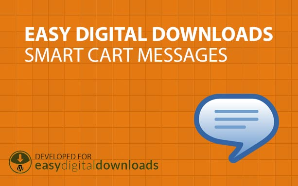 Easy Digital Downloads Smart Cart Messages