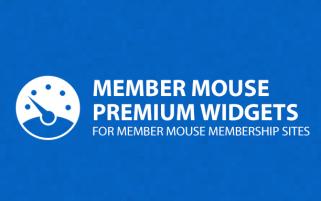 MemberMouse Premium Widgets