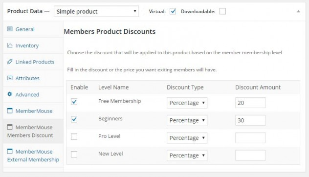 Dynamic Members-Only Discounts Feature