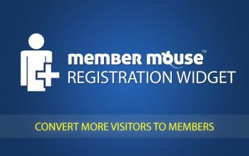 MemberMouse Registration Widget