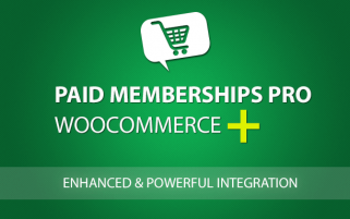 Paid Memberships Pro WooCommerce Plus