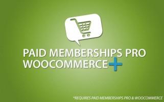 Paid Memberships Pro WooCommerce Plus