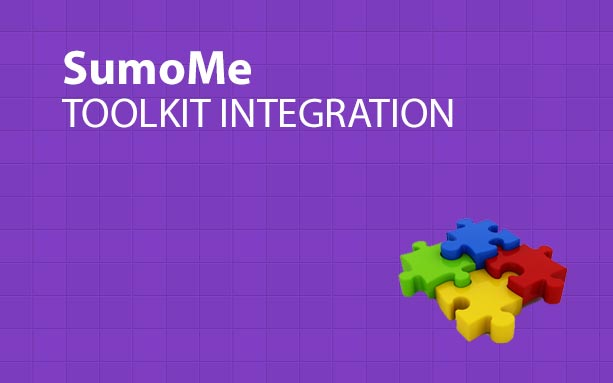 SumoMe Integration