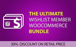 The Ultimate Wishlist Member WooCommerce Bundle