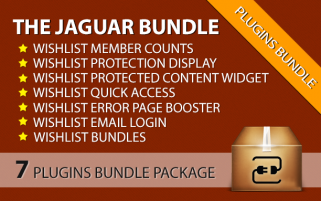 Wishlist Jaguar Bundle