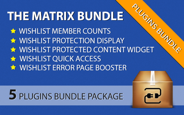 Wishlist Matrix Bundle