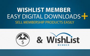 Wishlist Member Easy Digital Downloads Plus