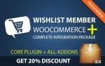 Wishlist Member WooCommerce Plus – Bundle (Plugin + Add-Ons)