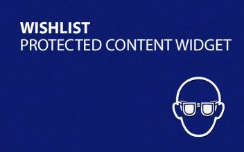 Wishlist Protected Content Widget