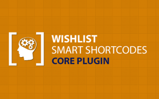 Wishlist Smart Shortcodes