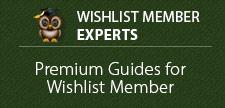 Wishlist Member Experts